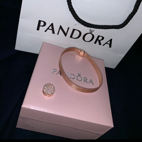 pandora reflexions bracelet with charms images